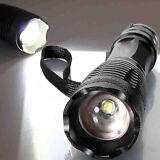 5000Lumen Zoomable CREEE XML T6 LED 18650 Flashlight Focus Torch Zoom Lamp Light