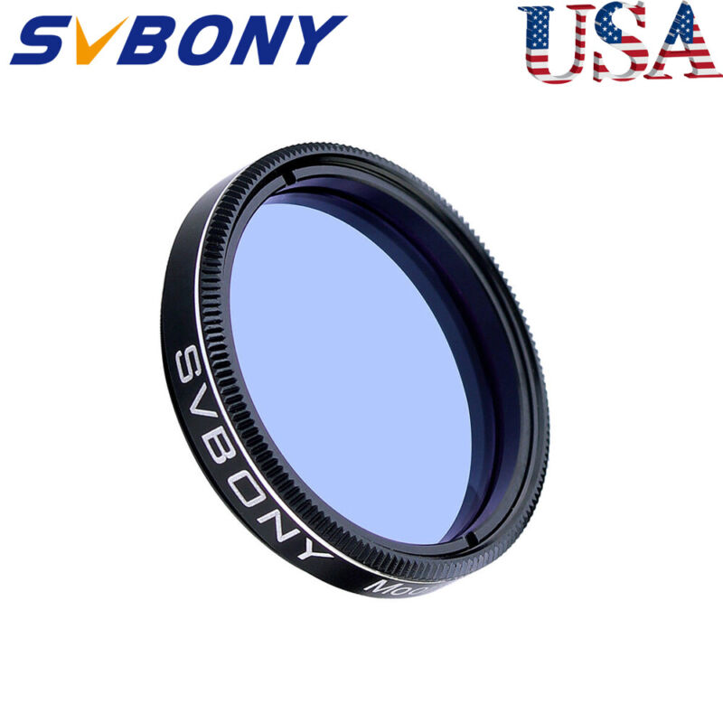 "SVBONY  Moon Filters Telescope Eyepiece Filter 1.25"" Optical Glass Lens US STOCK"