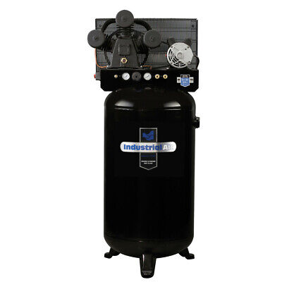 Industrial Air 4.7 HP 80 Gallon Stationary Air Compressor ILA4708065 New