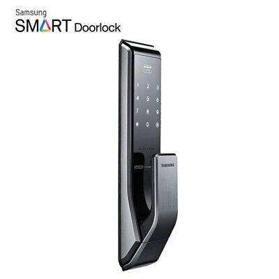 SAMSUNG Keyless Smart Digital Door lock Push&Pull SHP-DP710 + 2 key tags Express