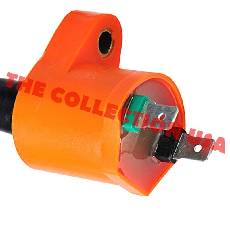 Performance Ignition Coil Module 250cc Honda TRX250TM Fourtrax Recon Atv Quad