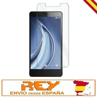 Protector Pantalla para XIAOMI REDMI NOTE 4 Cristal Templado Premium p589