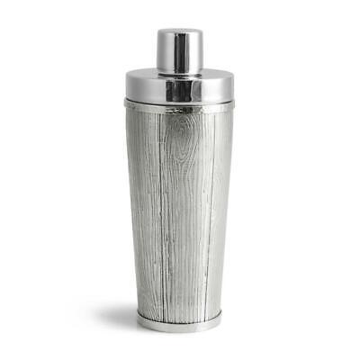 Michael Aram Ivy & Oak Hand Textured Stainless Steel 22 Oz Drink Shaker - 123503
