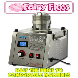 FAIRY FLOSS Machine Commercial 1500W - good as Gold Medal Paragon