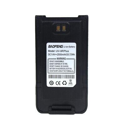 Baofeng UV-9R Plus Battery  DC 7.4V 2500mAh for UV-9R  UV-9R Plus Walkie Talkie