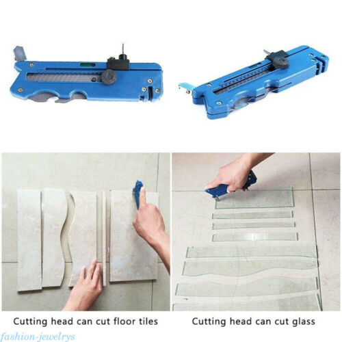 как выглядит 11 in 1 Multifunction Glass Tile Cutter Cutting Craft Kit Hand Tools Machine фото