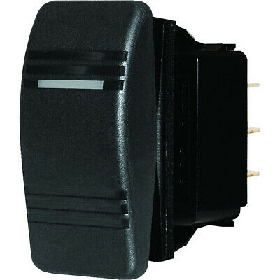 Blue Sea Systems 8282 Water Resistant Contura Iii Switch Black