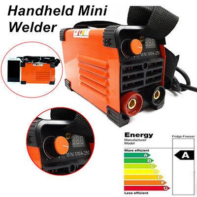 Handheld Mini Mma Electric Welder 220v 20-250a Inverter Home Arc Welding Machine