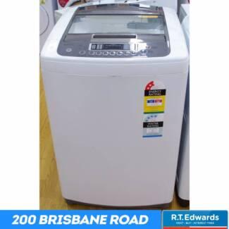 LG 8KG 6 Motion Top Load Washer