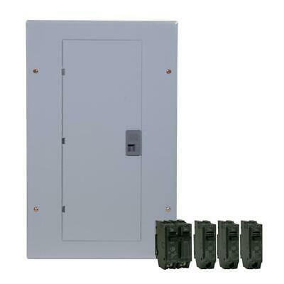 New Ge 100 Amp 20-space 20-circuit Main Breaker Indoor Load Center Contractor Ki