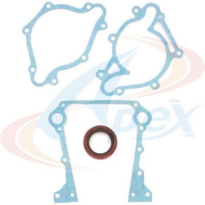 Engine Timing Cover Gasket Set Apex Automobile Parts ATC2560