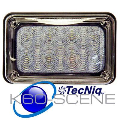 Tecniq Scene Lights K60-sw00 Led Surface Mount With Chrome Kit Usa Lifetime