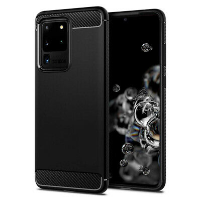 HUAWE P40 Urban Element Case Carbon Fibre Design BLACK