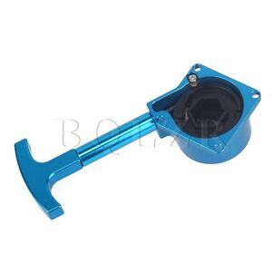 R020 Alloy Pull Starter Upgrade Parts for RC Car Vertex 18 Nitro Engine Blue