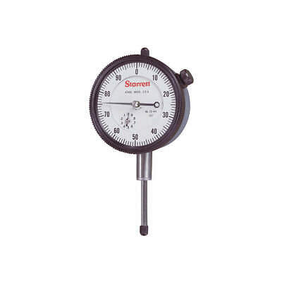 Starrett 25-441j Dial Indicator0 To 1 In0-100