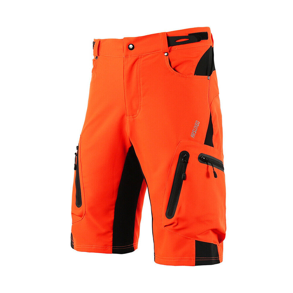 ARSUXEO Men's Outdoor Sports Cycling Shorts MTB Downhill Mou