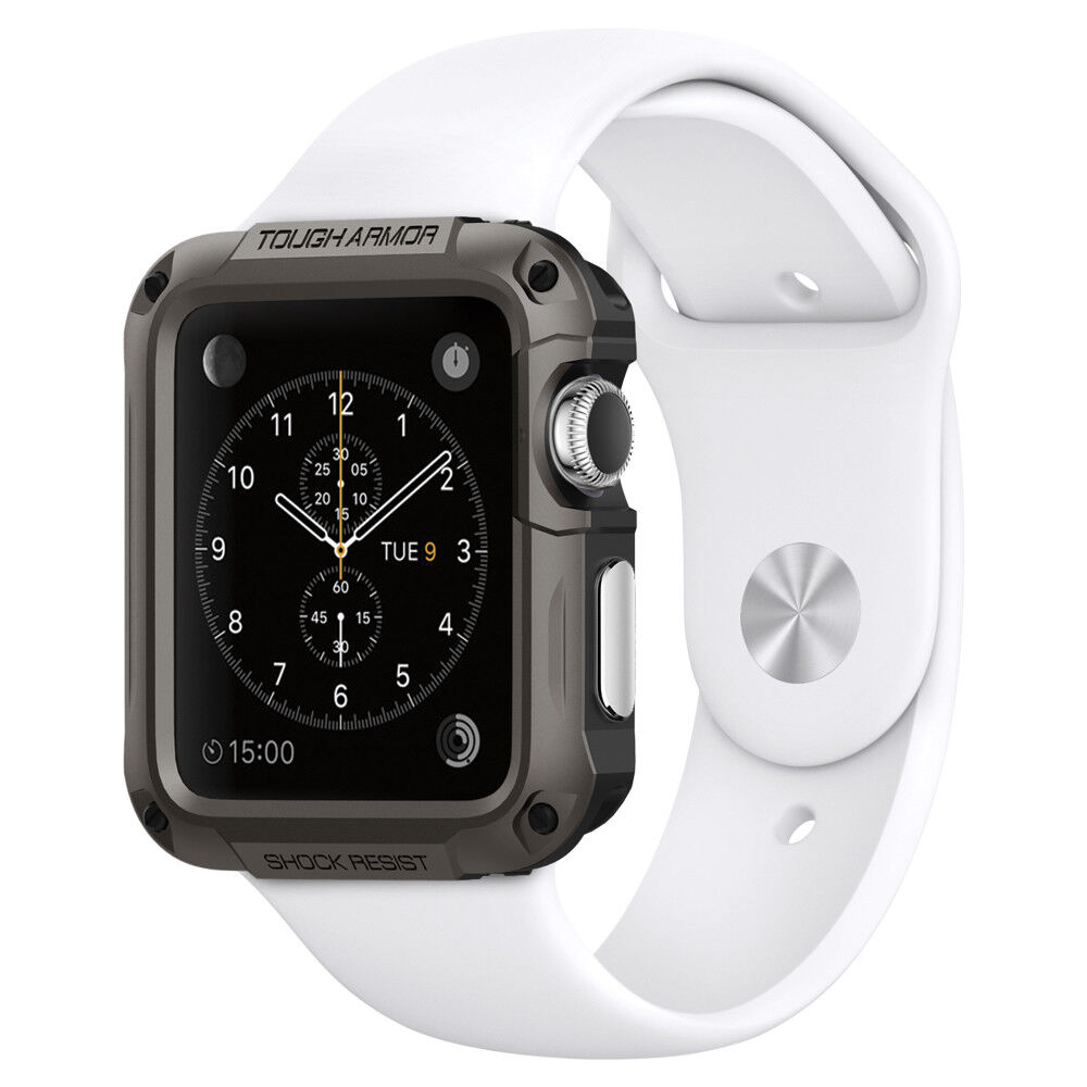 Apple Watch Series 3/2 42mm Spigen  Shockproof Case TPU Cove