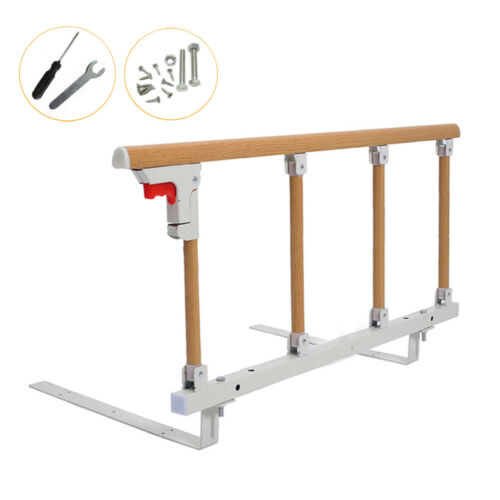 Bed Rails for Elderly Adults Grab Bar Bed Hand Rails Assist Rail Handle 18 inch