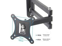 """TV Wall Mount for size 14"""" to 23""""....Brand New"""