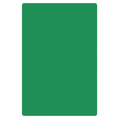 Thunder Group 12 X 18 X 12 Green Polyethylene Non-skid Cutting Board