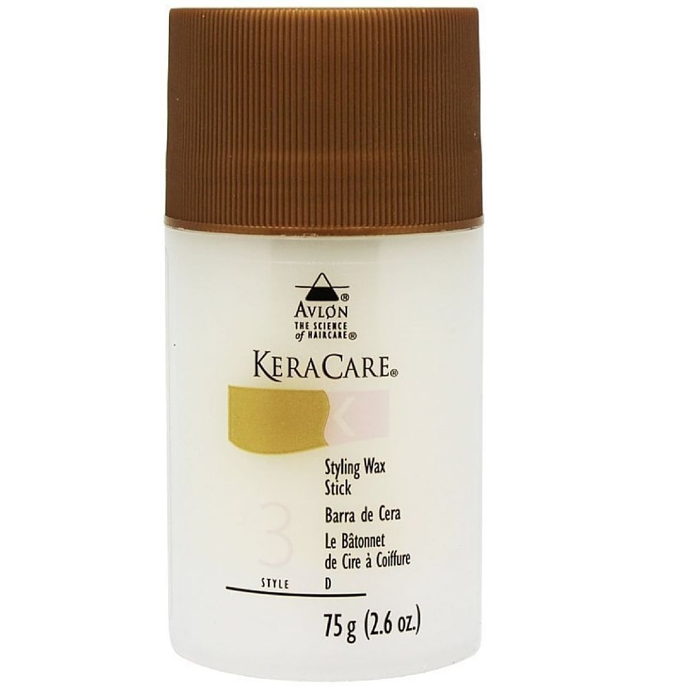 Avlon Keracare Styling Wax Stick 2.6oz Hair Care & Styling