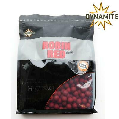 DYNAMITE BAITS ROBIN RED BOILIES 1KG