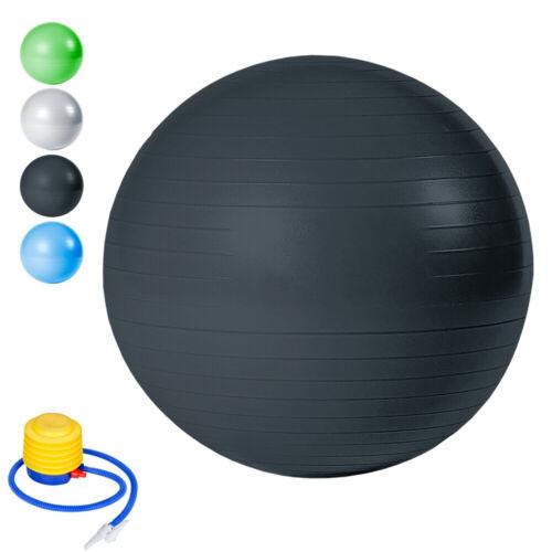 Gymnastikball mit Luftpumpe 300kg Belastbarkeit 65cm 75cm 85cm Beine Berstsicher