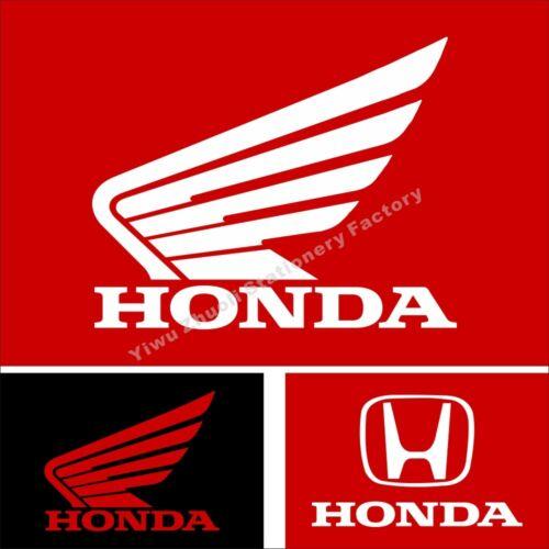 car flag honda motorsports red wing 3x2ft