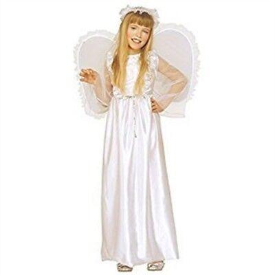 Angel Costume For Children (Children's Angel Child Costume For Christmas Panto Nativity Fancy Dress)
