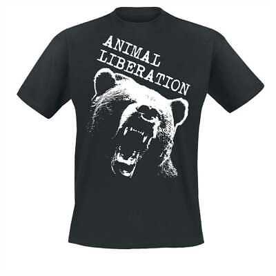 Animal Liberation Bär - T-Shirt