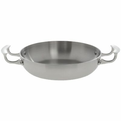 Vollrath Miramar® Omelet Pan  3 1/16 qt Tri-Ply Stainless S