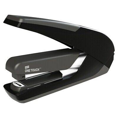 Staples One-touch Plus Desktop Stapler Full-strip Capacity Black 25110 219306