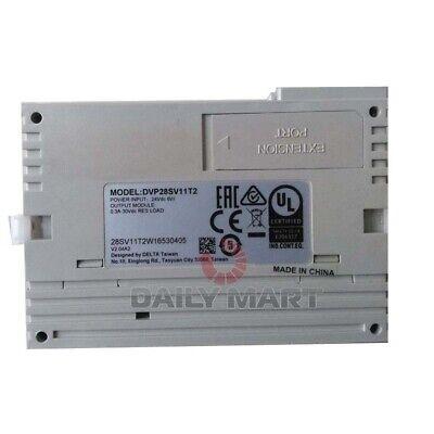 New In Box Delta Dvp28sv11t2 Plc Module