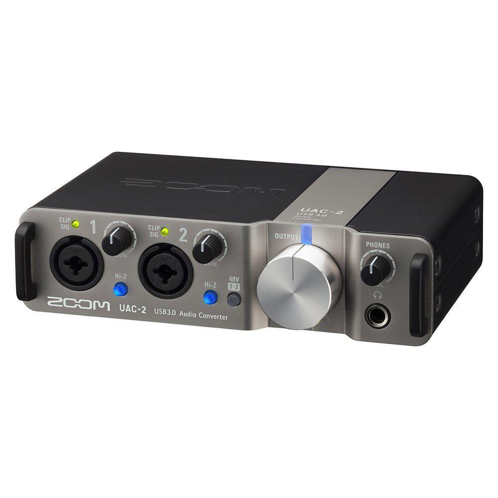 ZOOM USB 3.0 Audio Interface Converter UAC-2 Expedited Shipp