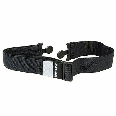Polar Heart Rate Monitor Replacement Chest Strap, Large, 27-63 Inch Chest