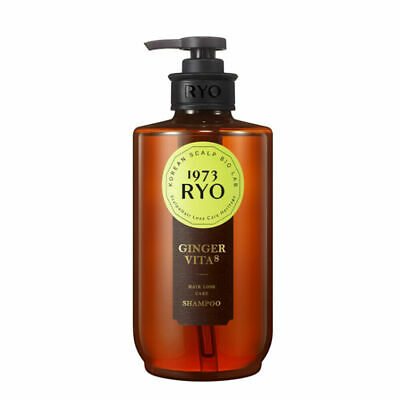 RYO Heritage Ginger Vita Hair Loss Care Shampoo 585ml K-Beauty