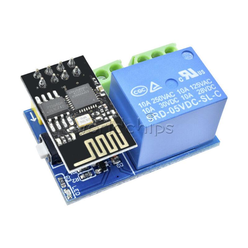 5V WiFi Relay + ESP8266 ESP-01 Module Smart Home Phone APP Remote Control Switch