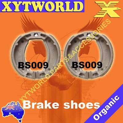 FRONT REAR Brake Shoes for Yamaha BW S 3TX/4CA CW 50 T Bi-Wizz 1990-1994