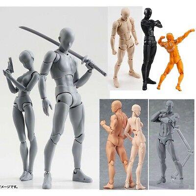 S H Figuarts He She Body Kun Dx Set Gray Color Ver Body Chan Action Pvc Figure