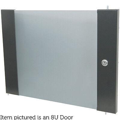 "19"" 20U Locking Glass Door For Rack/Data Cabinets-Patch Panel Storage Module PA"