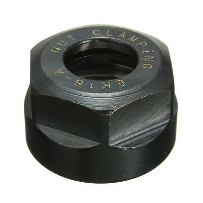 1pcs Er16-a Type Collet Clamping Nut For Cnc Milling Collet Chuck Holder T8g5 Gt