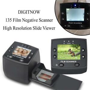 NEW DIGITNOW 135 Film Negative Scanner High Resolution Slide Viewer,Convert 35mm Film Slide to Digital JPEG Save into...