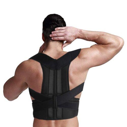 Waist Support Belt Lumbar Back Brace Heavy Work Pain Relief