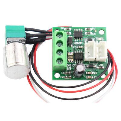 Mini Pwm Dc 1.8-15v Maxi 2a Motor Speed Controller Governor Dimmer 3v 5v 6v 12v