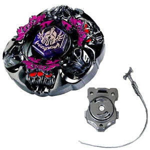 BEYBLADE METAL FUSION BB80 Gravity Destroyer Perseus+LAUNCHER ~In Retail Package