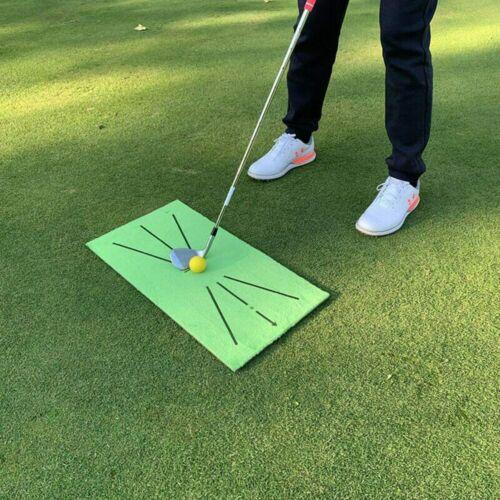 Acu-strike impact mat golf practice mats golf Hitting Mat for swing detection