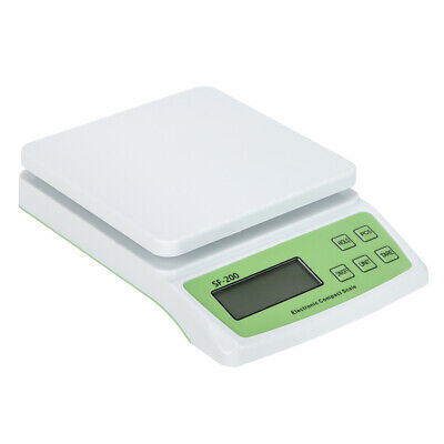 22 Lb X 0.1oz Digital Shipping Postal Scale Postage Kitchen Food Weigh 3battery