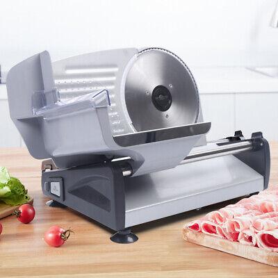 7.5 Blade 200w Commercial Meat Slicer Electric Deli Frozen Meat Slice Cutter