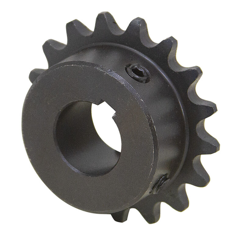 """12 Tooth 3/4"""" Bore 35 Pitch Roller Chain Sprocket 35BS12H-3/4 1-2413-12-C"""