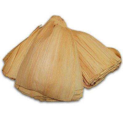 Corn Husk Tamale Wrappers 1 Lb Hojas Para Tamales